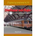 Järnvägsminnen 14 Bilder från stationer....