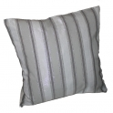 Kudde grå och silver