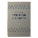Electricitetslära och elektroteknik