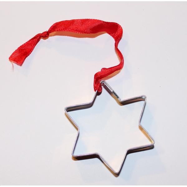 Stjärna av metall Lillstugan i vendel